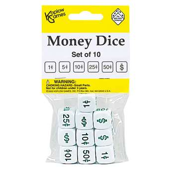 Money Dice By Koplow Games