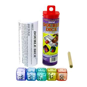 Double Dicesingle Game Hook Top By Koplow Games