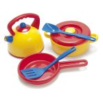 Dantoy Kettle & Pot Set, KSM4210