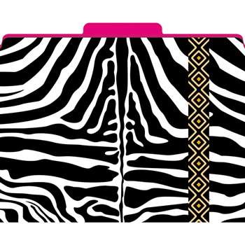 Functional File Folders Zebra By Barker Creek Lasting Lessons