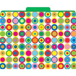Functional File Folders Disco Dots By Barker Creek Lasting Lessons