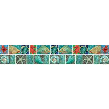 Surfs Up Coral Reef Double Sided Border By Barker Creek Lasting Lessons