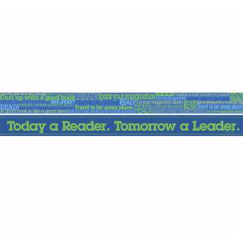 Word Wall Read Double Sided Border By Barker Creek Lasting Lessons