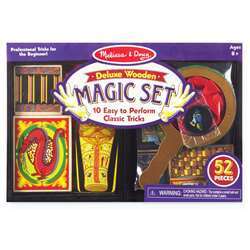Deluxe Magic Set By Melissa & Doug