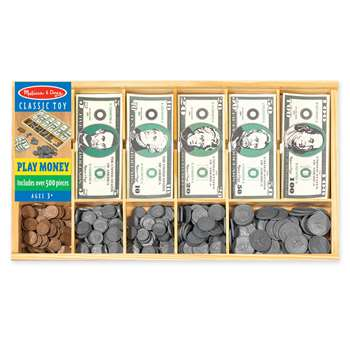 Play Money Set By Melissa & Doug