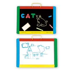 Magnetic Chalk/Dry Erase Board By Melissa & Doug
