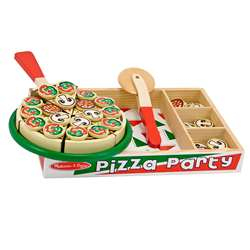Pizza Party By Melissa & Doug