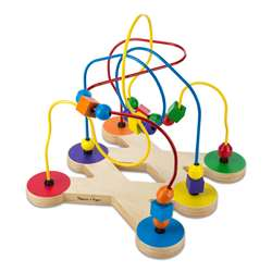 Classic Toy Bead Maze By Melissa & Doug