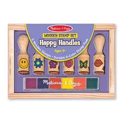 Happy Handle Stamp Set By Melissa & Doug