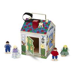 Doorbell House By Melissa & Doug