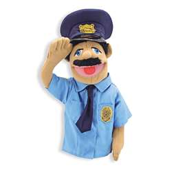 Police Officer Puppet By Melissa & Doug