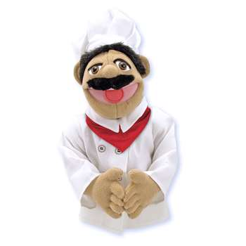 Chef Puppet By Melissa & Doug