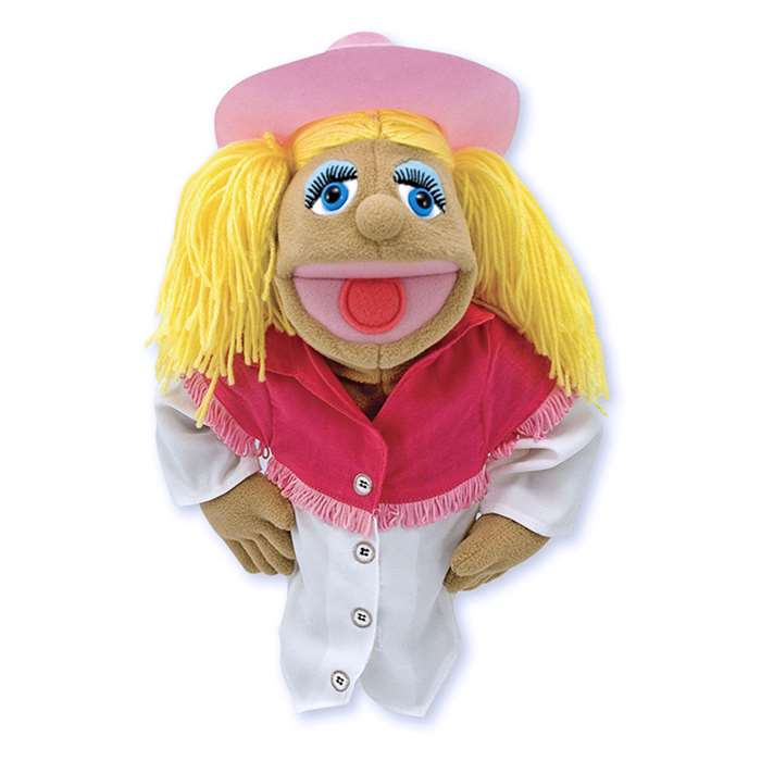Cowgirl Puppet By Melissa & Doug