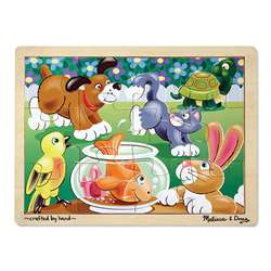 Playful Pets Jigsaw By Melissa & Doug