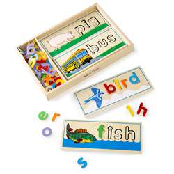 See And Spell By Melissa & Doug