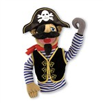 Pirate Puppet By Melissa & Doug
