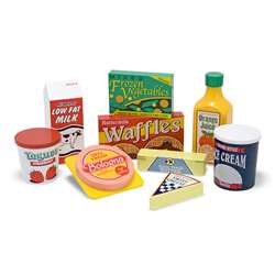 Fridge Food Set By Melissa & Doug