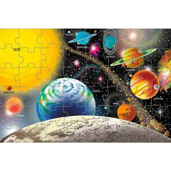Solar System Floor Puzzle By Melissa & Doug