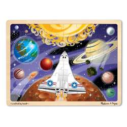 Space Voyage Jigsaw (48 Pieces) By Melissa & Doug