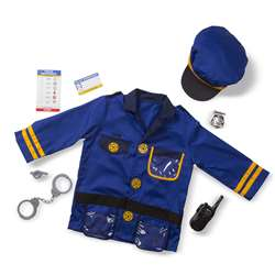Police Officer Costume Set By Melissa & Doug