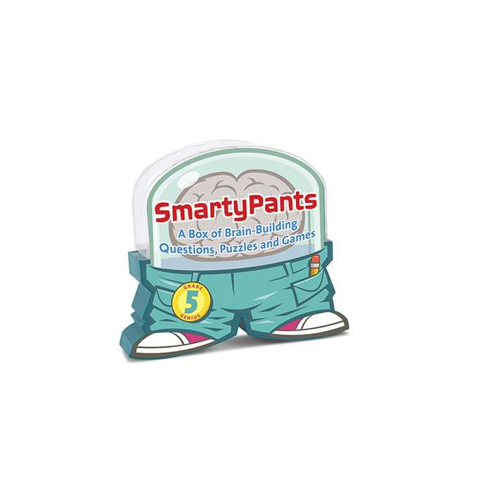Smarty Pants - 5Th Grade Card Set By Melissa & Doug