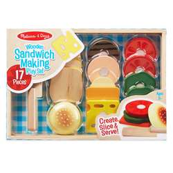 Sandwich-Making Set By Melissa & Doug