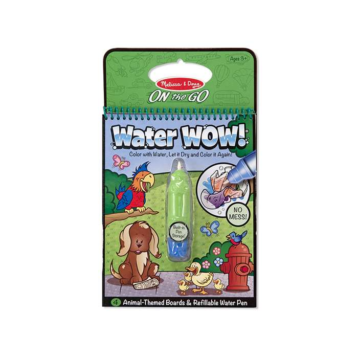 Water Wow - Animals By Melissa & Doug