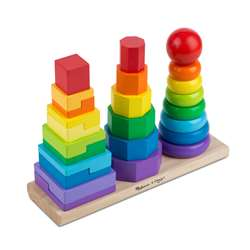 Geometric Stacker By Melissa & Doug
