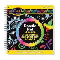 Activity Books Doodle Pad By Melissa & Doug