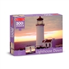 300 Pc Lighthouse Dawn Cardboard Jigsaw, LCI8993