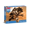 500 Pc Tree Island Cardboard Jigsaw, LCI9030
