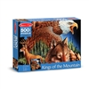 500 Pc King Of The Mountain Cardboard Jigsaw, LCI9033