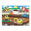 Construction Site Peg Puzzle, LCI9052
