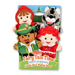 Little Red Riding Hood Hand Puppets, LCI9088