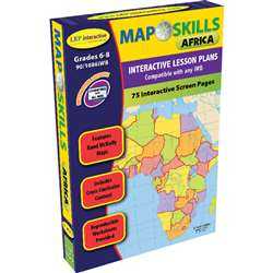 Map Skills Africa Interactive White Board Software By Milliken Lorenz Educational Press