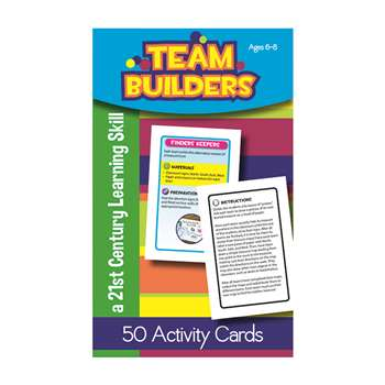 Team Builders Flash Cards Gr 1-2, LEP901106LE