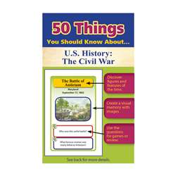 50 Things You Should Know About Us History The Civ, LEP901125LE