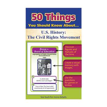 50 Things You Should Know About Us History The Civ, LEP901129LE