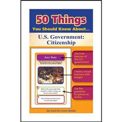 50 Things You Should Know About Us Government Citi, LEP901133LE