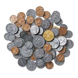 Treasury Coin Assortment 460/Pk Set Plastic Realistic By Learning Resources