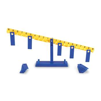 Math Balance 8-1/2T 20 10G Weights By Learning Resources