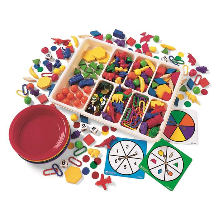 Super Duper Sorting Set By Learning Resources