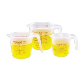 Liquid Measures Cup Pint Quart By Learning Resources