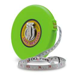 Tape Measures 30M/100Ft By Learning Resources