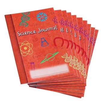 Science Journal Set Of 10 By Learning Resources