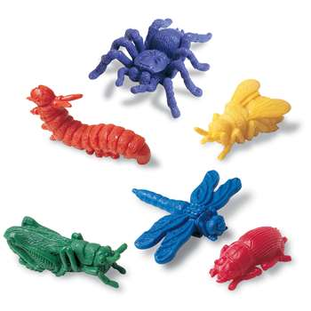 Counters Backyard Bugs 72-Pk By Learning Resources