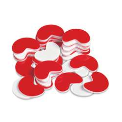 Bean Counters 200-Pk Plastic Red & White By Learning Resources