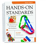 Hands On Standards Prek-K By Learning Resources