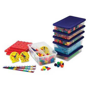 Manipulatives Kit Gr 1-2 Hands On Standards By Learning Resources