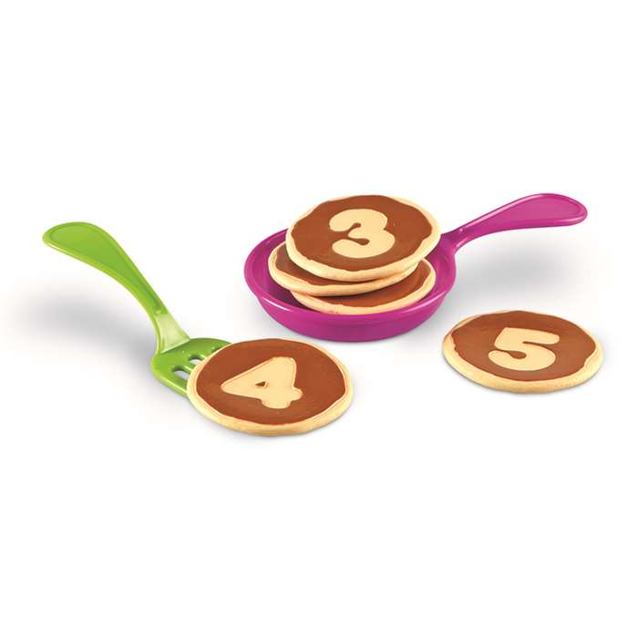 Number Stack Flapjacks Bright Bites, LER1468